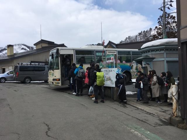 銀山温泉バス