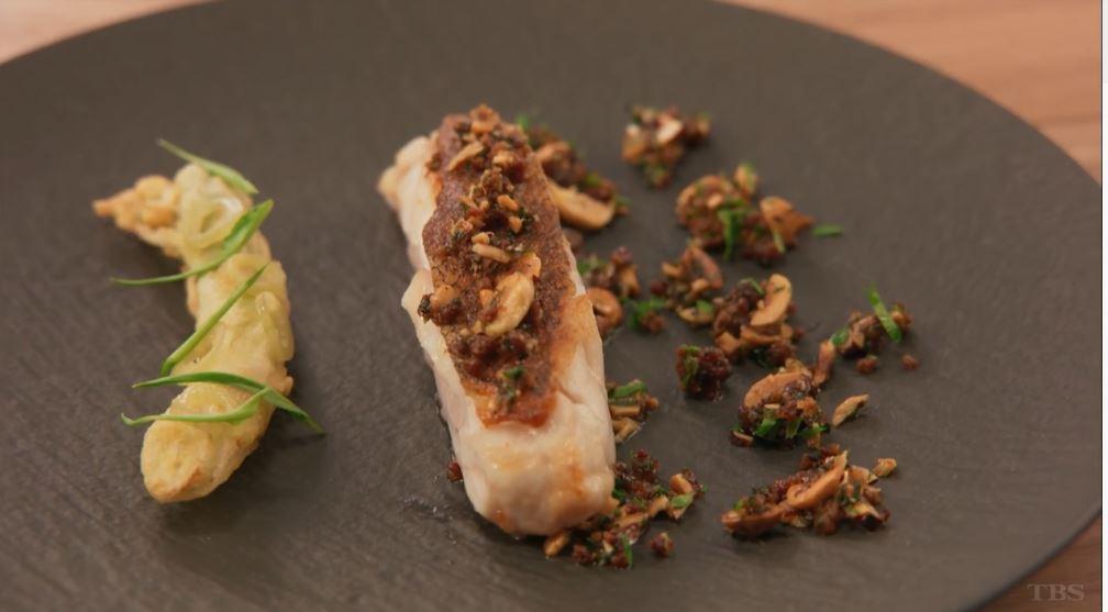 倫子chefの魚料理