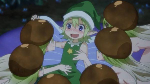キノコの妖精