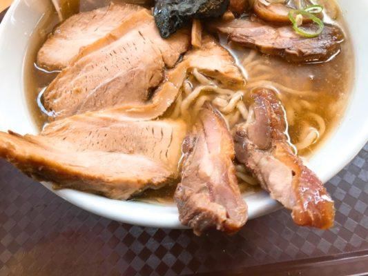 豚肉と鶏肉