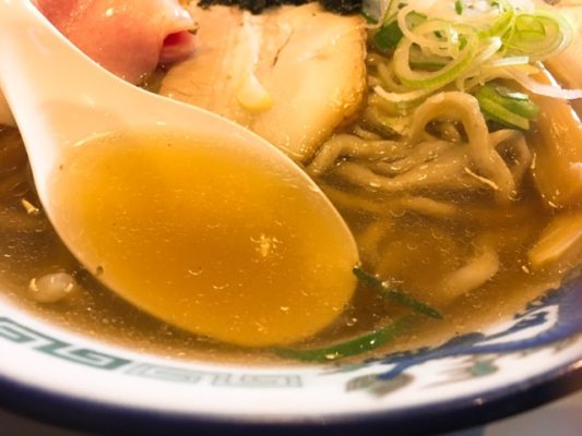 煮干し味スープ