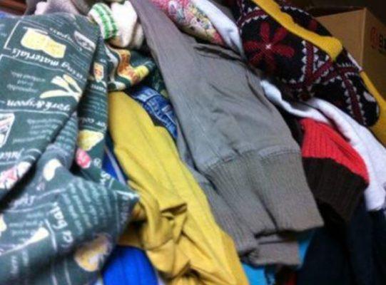 いらない服や布
