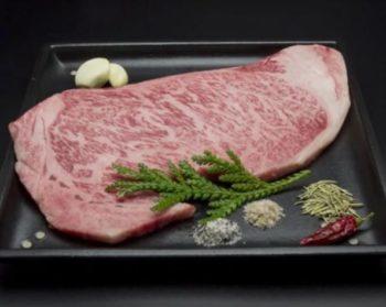 第2位 米沢牛サーロインステーキ
