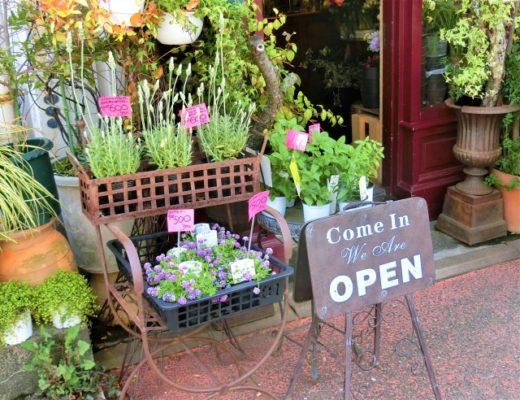 大手企業がお花業界に占める割合は3%!ほとんどは町のお花屋さんで成り立っている