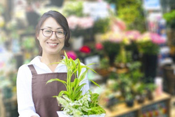 Bloomee LIFEは町のお花屋さんに貢献!