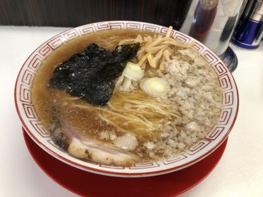 ラッキー細麺