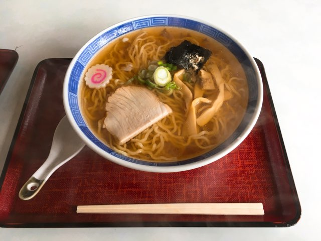 武田そば屋 中華そば大盛りが500円の激安!昔ながらの味で美味しい