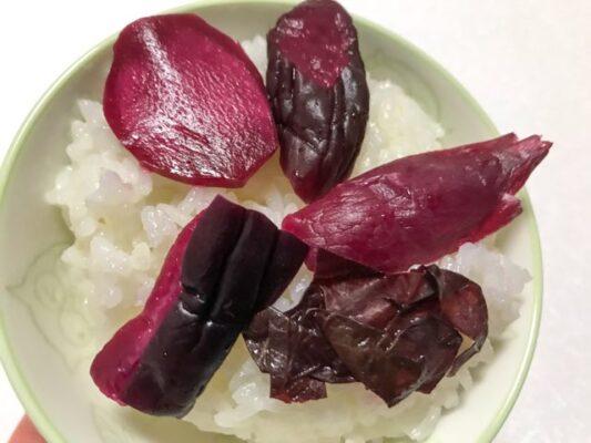京都3大漬け物の中でもしば漬けが1番美味しい