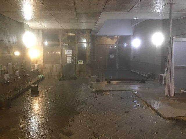 蔵王温泉ZAOセンタープラザゆ~湯の内湯と露天風呂